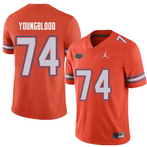 free shipping 2a6e6 20087 Jack Youngblood Jerseys Florida Gators College Football ...