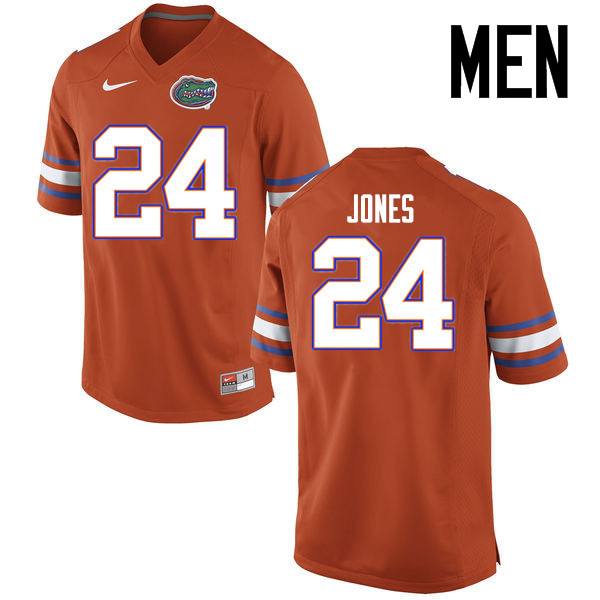 Men Florida Gators #24 Matt Jones College Football Jerseys Sale-Orange