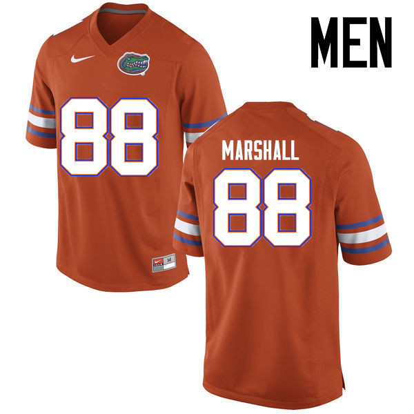 Men Florida Gators #88 Wilber Marshall College Football Jerseys Sale-Orange